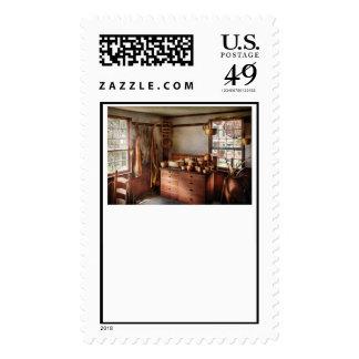 Basket Maker - The basket makers house Stamp