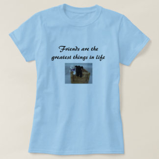 Basket of Animal Pals T-Shirt