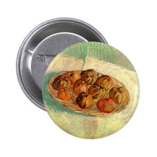 Basket of Apples to Lucien Pissarro - van Gogh Pins