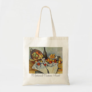 Basket of Apples Tote Bag