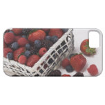 Basket of berries iPhone 5 cover