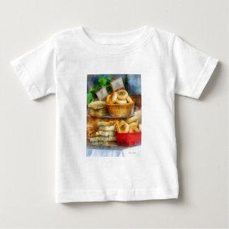 Basket of Bialys Baby T-Shirt