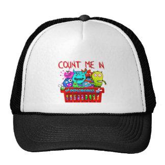 Basket of Deplorables, Count me in Trucker Hat