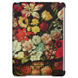 Basket of Flowers Cover For iPad Air