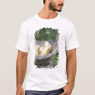 Basket of freshly picked pears T-Shirt
