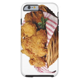 Basket of fried chicken tough iPhone 6 case