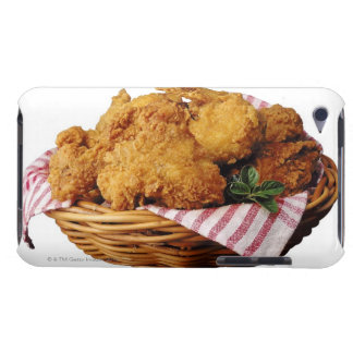 Basket of fried chicken barely there iPod case