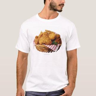 Basket of fried chicken T-Shirt