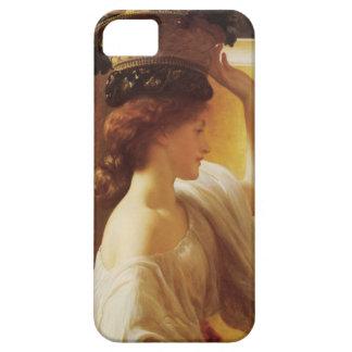 Basket of Fruit girl iPhone SE/5/5s Case