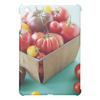 Basket of Heirloom Tomatoes iPad Mini Case