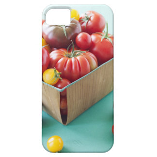 Basket of Heirloom Tomatoes iPhone SE/5/5s Case