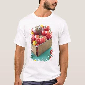 Basket of Heirloom Tomatoes T-Shirt