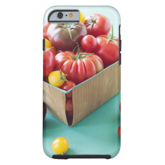 Basket of Heirloom Tomatoes Tough iPhone 6 Case