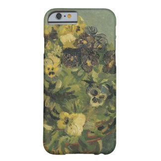 Basket of pansies iPhone 6 case