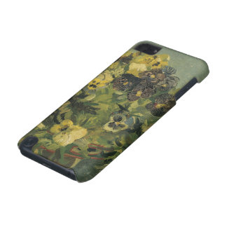 Basket of pansies iPod touch (5th generation) cover