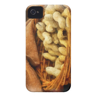 Basket of Peanuts iPhone 4 Covers
