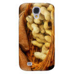 Basket of Peanuts Galaxy S4 Covers