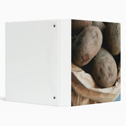 Basket of Potatoes Binder
