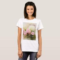 Basket of Roses T-Shirt