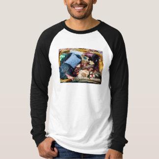 Basket of Sewing Supplies T-Shirt