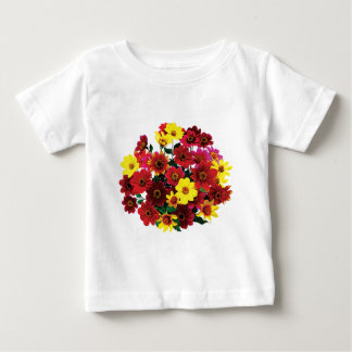 Basket of Single Dahlias Infant T-Shirt