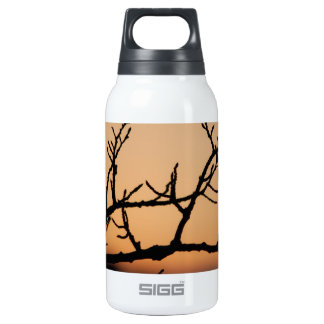 Basket of Sunset Insulated Water Bottle