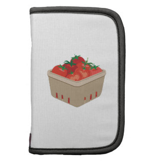 Basket of Tomatoes Folio Planners
