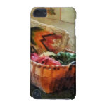 Basket of Yarn and Tapestry iPod Touch 5G Covers