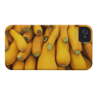 Basket of yellow zucchini iPhone 4 cover