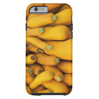Basket of yellow zucchini tough iPhone 6 case