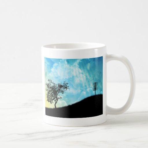 Basket On A Hill #2 Classic White Coffee Mug