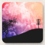 Basket On A Hill Beverage Coasters