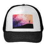 Basket On A Hill Trucker Hat