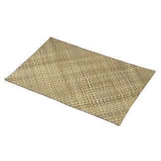 Basket Weave Effect Placemat