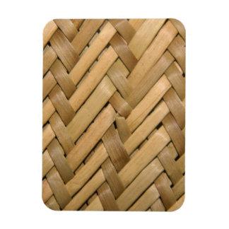 Basket Weave Flexible Magnet