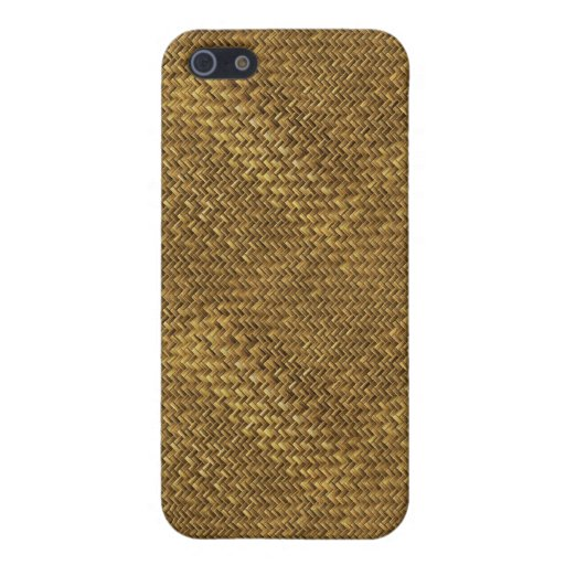 Basket Weave  iPhone 5 Cases