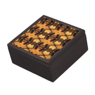 Basket Weave Pattern Gift Box