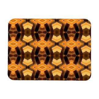 Basket Weave Pattern Magnet