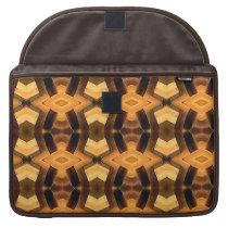 Basket Weave Pattern Sleeve For MacBook Pro