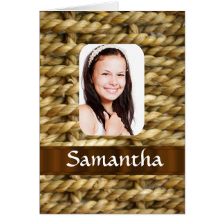 Basket weave photo template