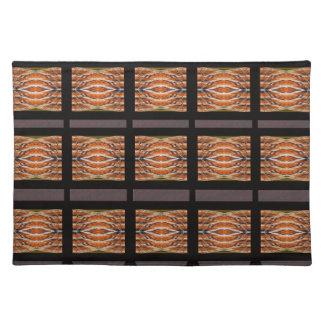 basket weave placemats