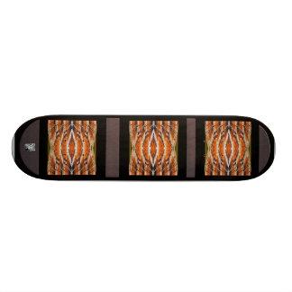 basket weave skateboard deck