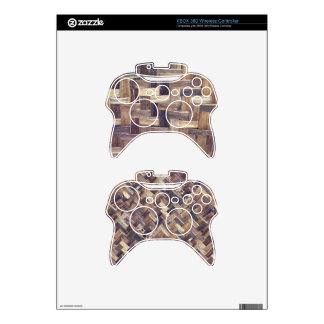 Basket Weave Xbox 360 Controller Skins