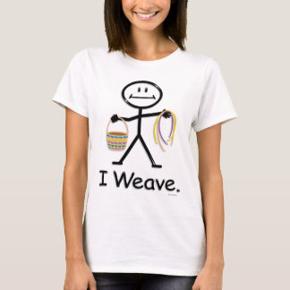 Basket Weaving T-Shirt