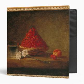 Basket with Wild Strawberries, c.1761 Binder
