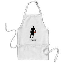 basketabll gifts adult apron