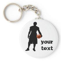 basketabll gifts keychain