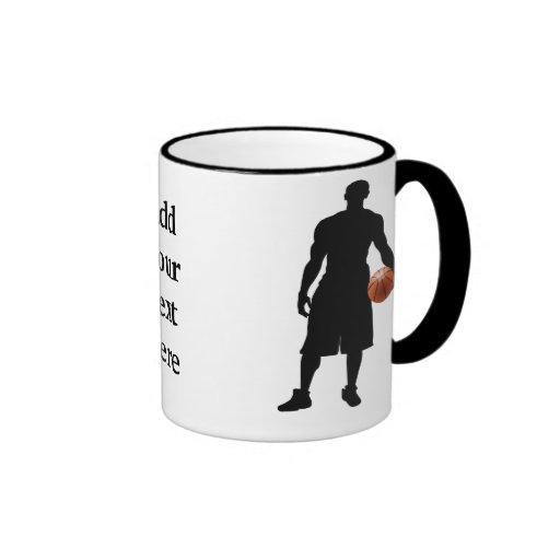 basketabll gifts mugs