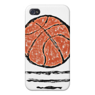basketball1 iPhone 4/4S case