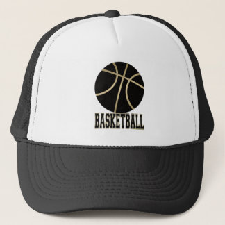 Basketball2Trucker Hat